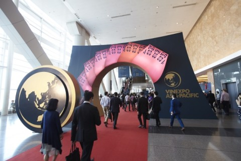 Le salon Vinexpo Asia Pacific de Hong Kong - Edition 2014